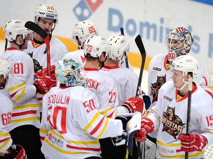 Выступление «Куньлуня» в КХЛ: результаты, состав, тренеры
