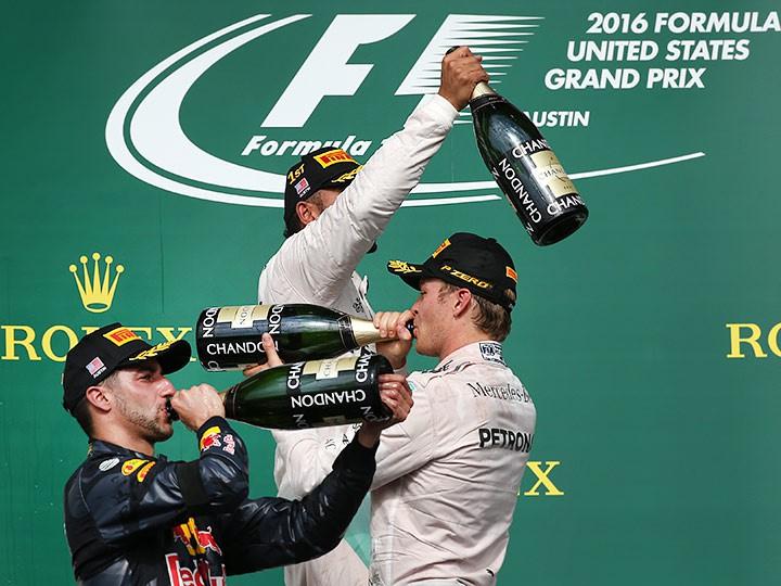 Гран-при США Формулы-1: прогресс «Торо Россо», скандал в «Рено»