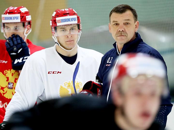 Стал известен состав сборной России на Кубок Карьяла–2016
