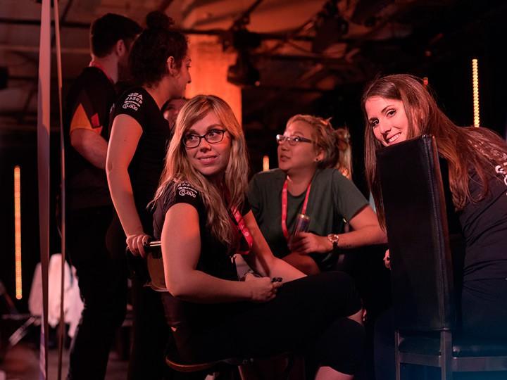 Про женский турнир по CS:GO