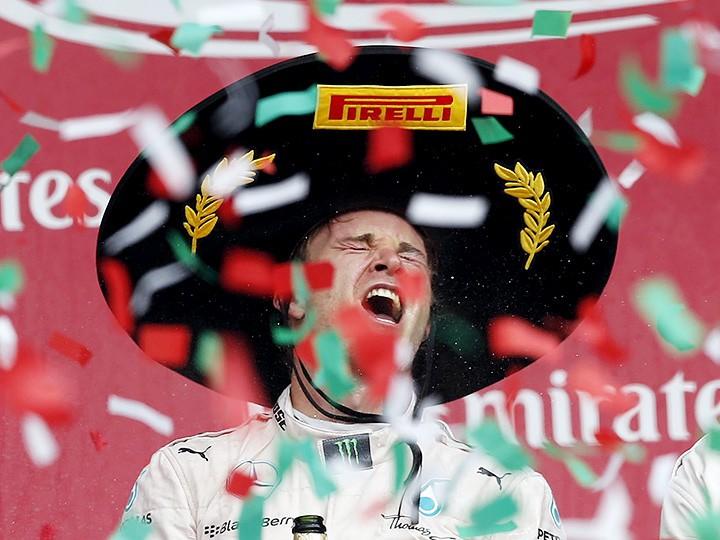 Гран-при Мексики-2015: старт победной серии Нико Росберга