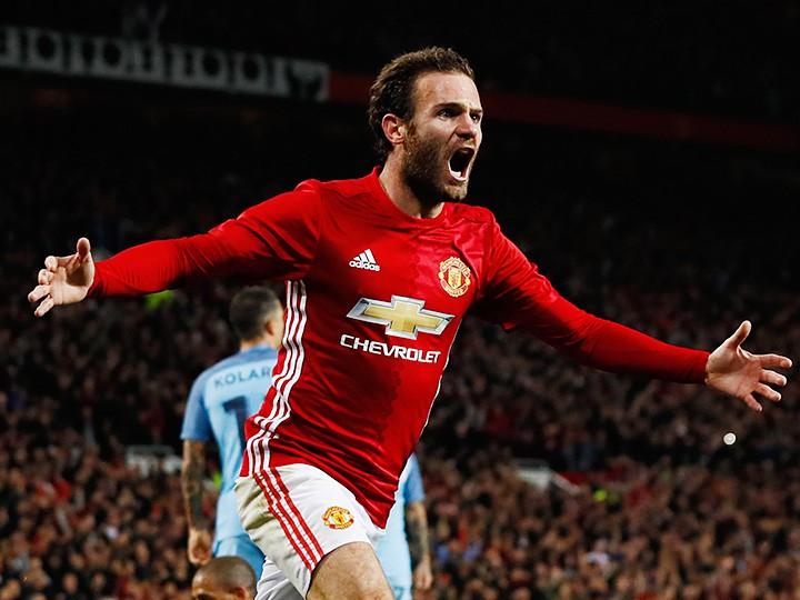 «Манчестер Юнайтед» — «Манчестер Сити» — 1:0