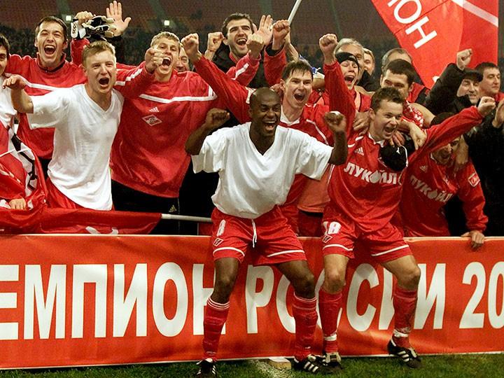 Последнее чемпионство «Спартака» 2001 года - как это было