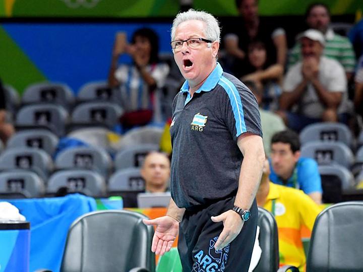 Интервью знаменитого волейбольного тренера из Аргентины Хулио Веласко