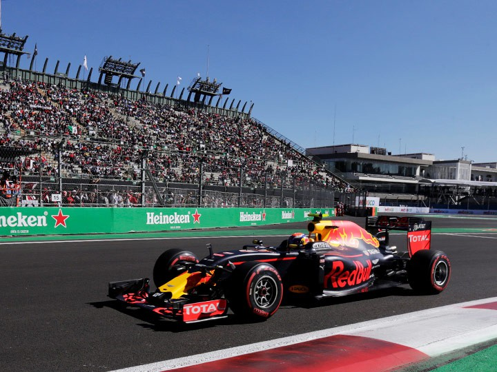 Гран-при Мексики: «Ред Булл» хочет победить «Мерседес» тактикой