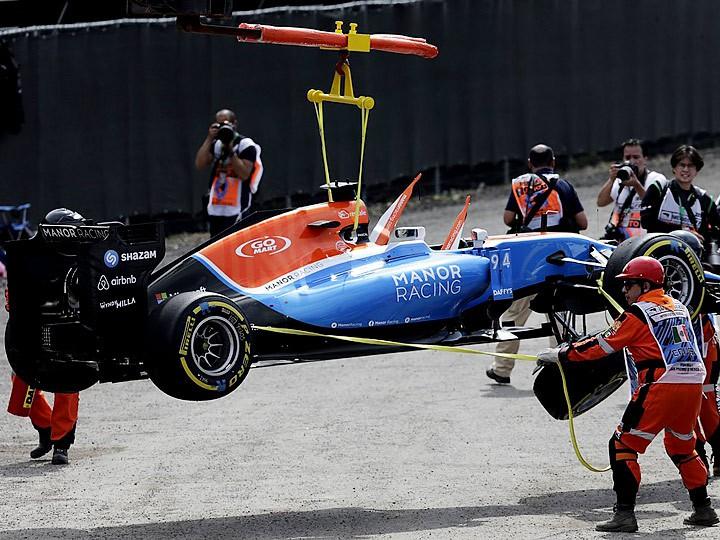 Оценки пилотам за Гран-при Мексики Формулы-1