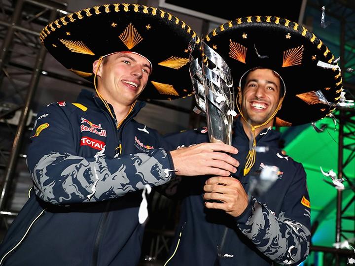 """Формула-1 в Мехико: конфликт Феттеля и """"Ред Булл"""", провал """"Торо Россо"""""""
