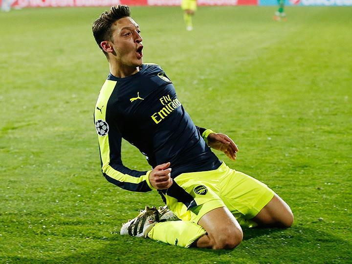 «Арсенал» вырвал победу у «Лудогорца»