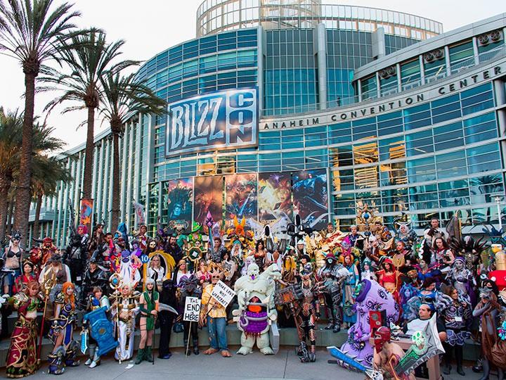 В США стартует фестиваль BlizzCon-2016