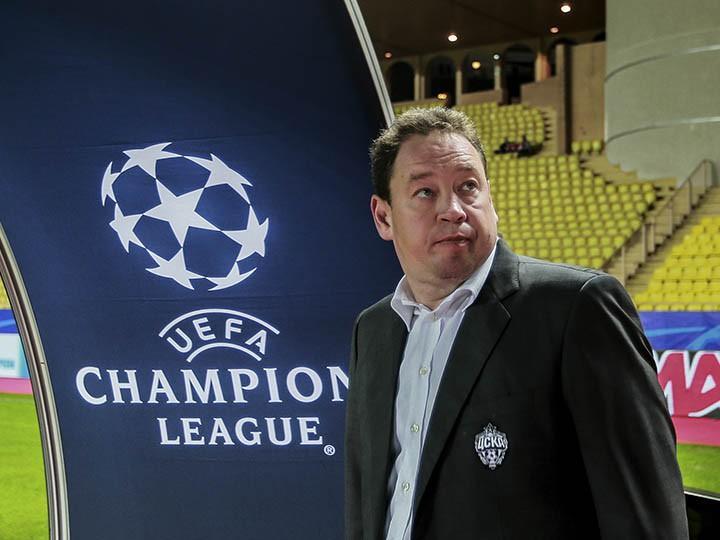 «Нельзя так играть вЛиге чемпионов»— Алексей Ионов
