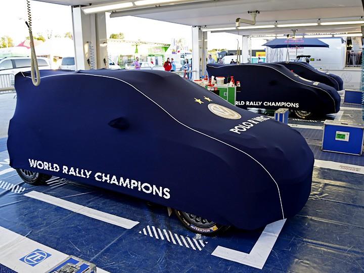 «Фольксваген» покинет чемпионат мира по ралли в конце 2016 года