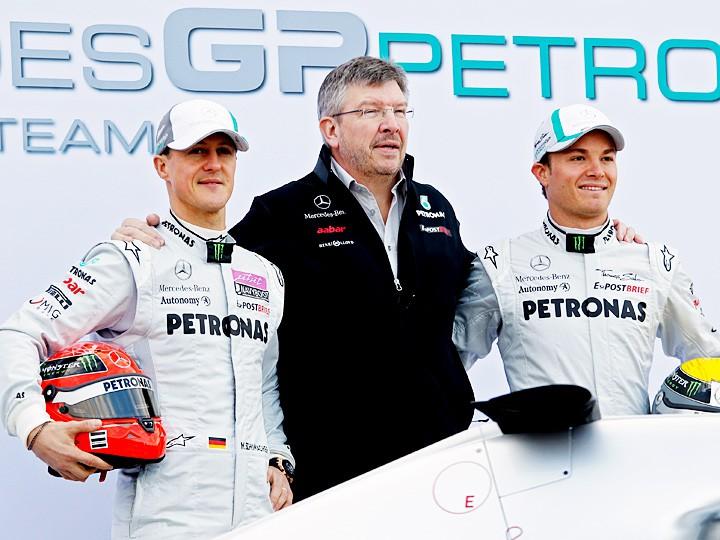 Росс Браун может возглавить Формулу-1, отвечая за спортивную часть