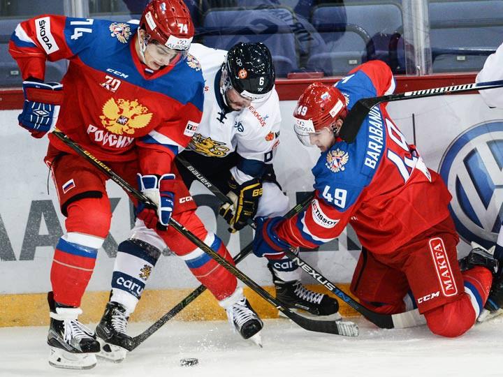 Евротур. Финляндия – Россия – 5:1. Обзор матча, видео