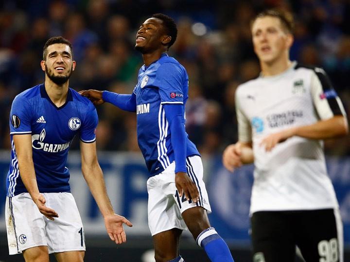 Лига Европы. «Шальке» — «Краснодар» — 2:0