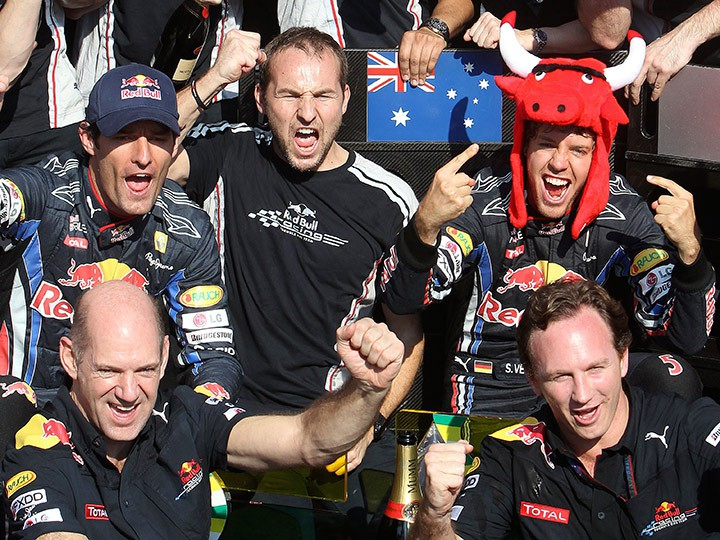 «Ред Булл»: смогут ли Риккардо и Ферстаппен вернуть команде титул