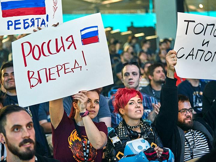 Успехи российских киберспортсменов на BlizzCon