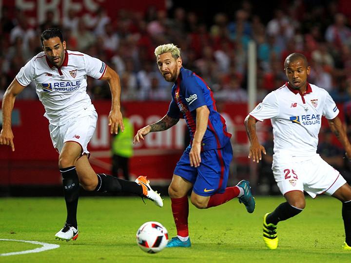 «Севилья» — «Барселона»