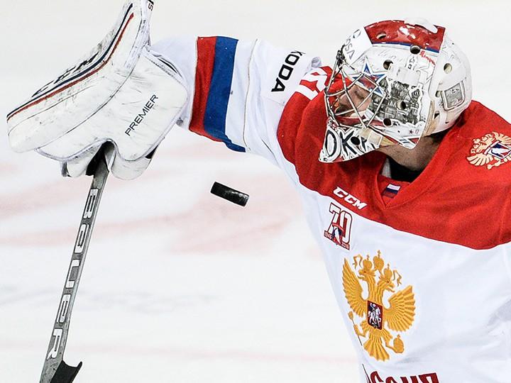 Россия — Чехия — 3:0