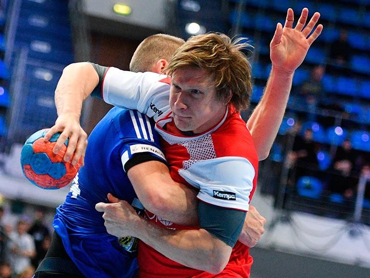 Гандбол. Мужская сборная России сыграла вничью с Черногорией