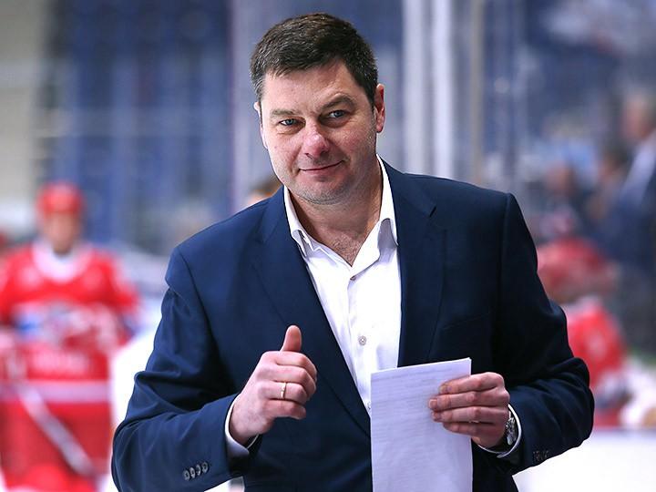 Игорь Бахмутов — о планах и развитии Ночной хоккейной лиги