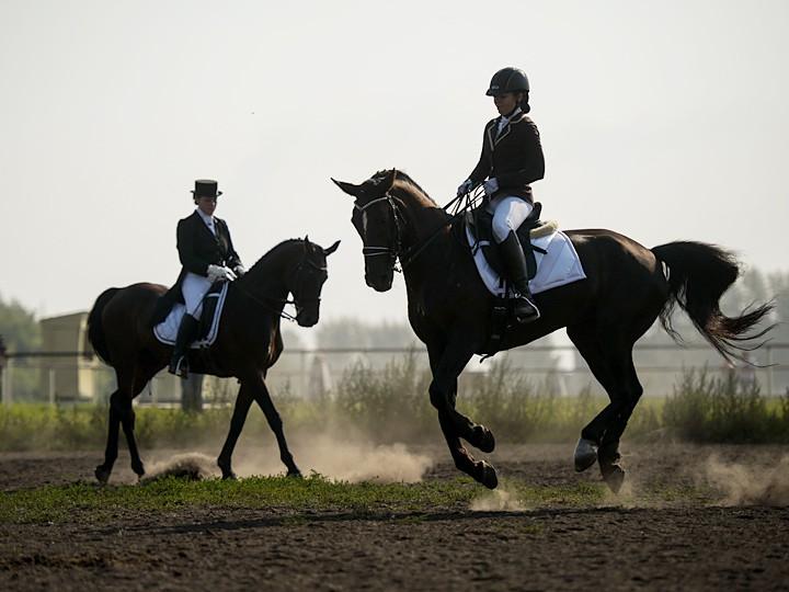 Валентина Мартьянова – о тренерской работе в конном спорте