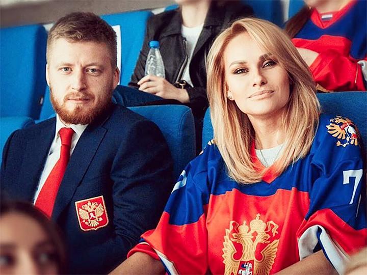 Супруга Антона Белова о карьере мужа, любви к хоккею и единоборствам