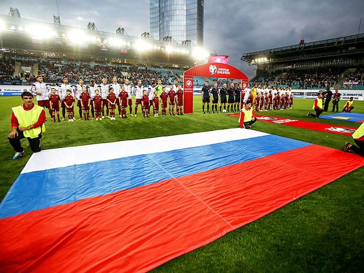 Где играла сборная России. Москва, Тула, Петербург, Казань и другие города