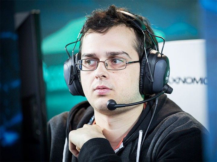 Команда Team Empire по Dota 2 лишилась Сергея «God» Брагина