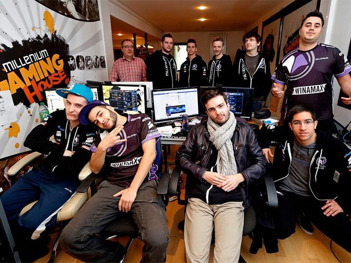 Как живут лучшие киберспортсмены мира в гейминг хаусах