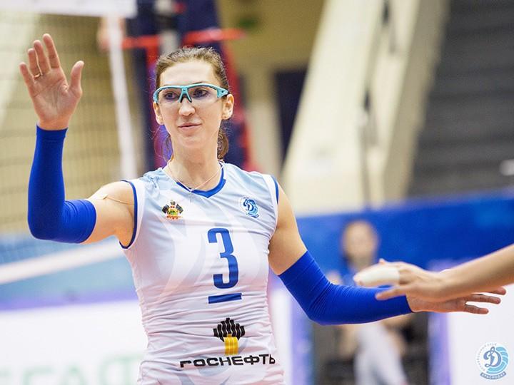 Мария Перепёлкина – о «Динамо» и Лиге чемпионов