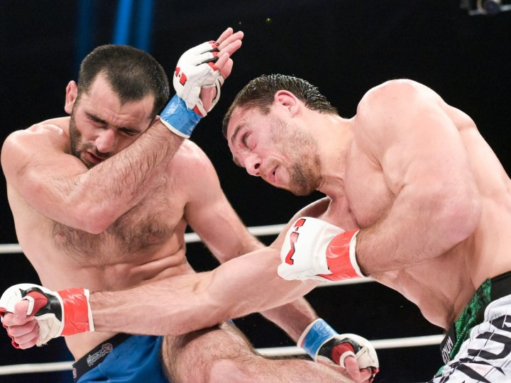 Кунченко победил Абдулаева, Дамковский нокаутировал Махно