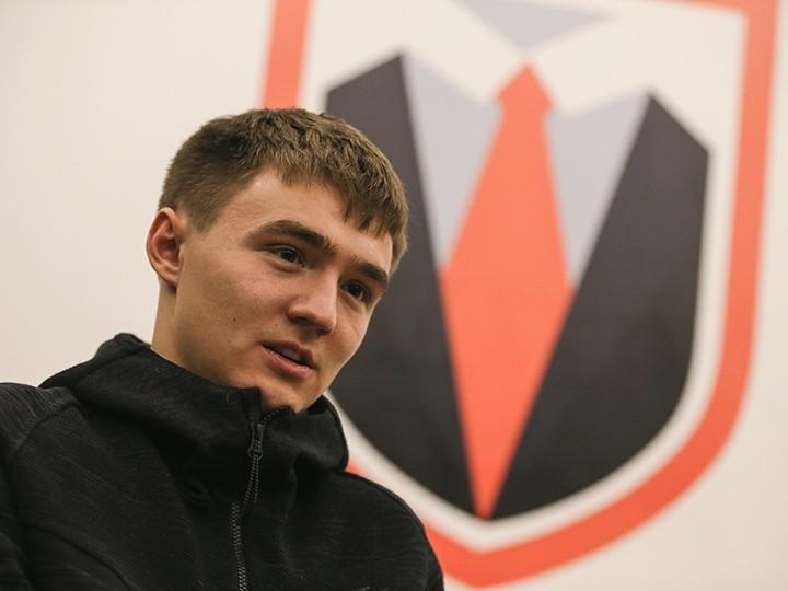 Денис Давыдов в гостях у «Чемпионата»