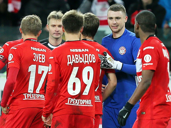 Зачем «Спартаку» вратарь «Амкара» и молодёжной сборной Александр Селихов