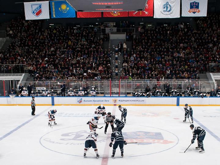 Когда в Санкт-Петербурге появится вторая команда КХЛ