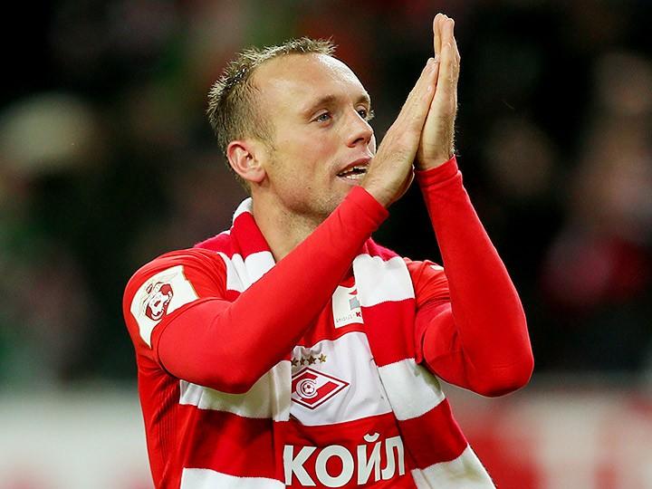 Денис Глушаков стал MVP 14-го тура РФПЛ