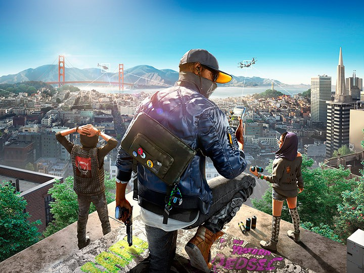 Рецензия на игру Watch Dogs 2