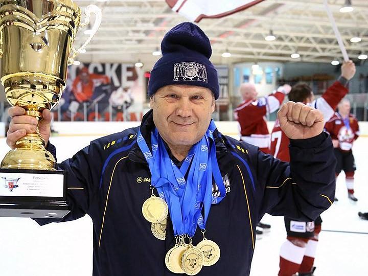 Александр Чертов – о Ночной хоккейной лиге и команде «Сталкер»
