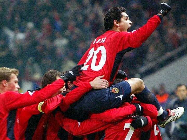 12 великих побед российских клубов над грандами