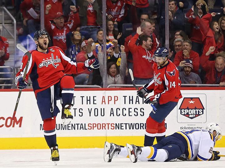 Все хет-трики Овечкина в карьере в НХЛ. 16 хет-триков и один в плей-офф