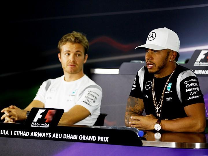 Гран-при Абу-Даби: Хэмилтон лучший в тренировках финала Формулы-1