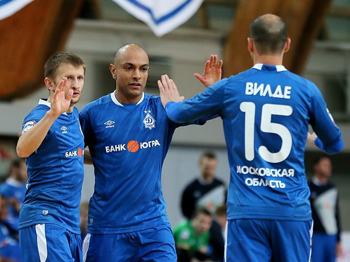 МФК «Динамо» в Элитном раунде Кубка УЕФА обыграл «Дьёр» – 5:1