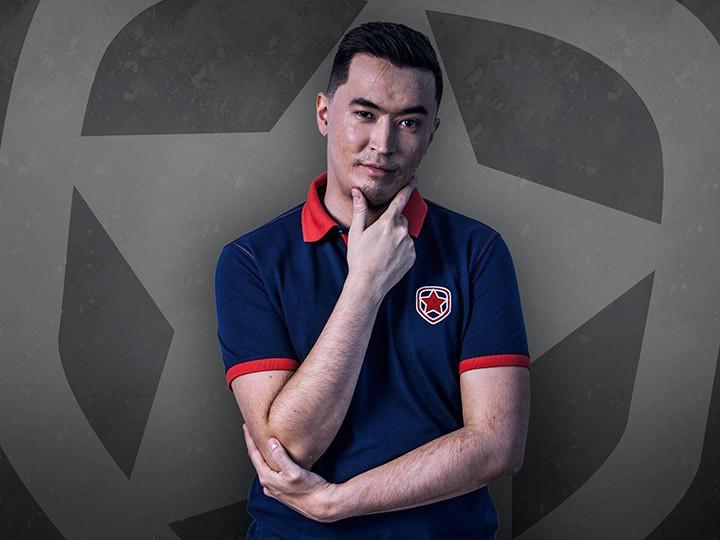 Интервью с игроком Gambit Gaming Дауреном Кыстаубаевым