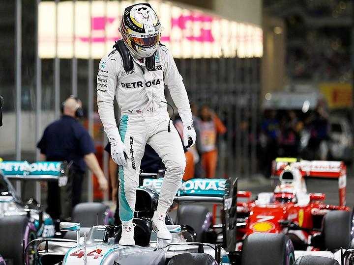 Гран-при Абу-Даби: новый чемпион и «грязная игра» Хэмилтона