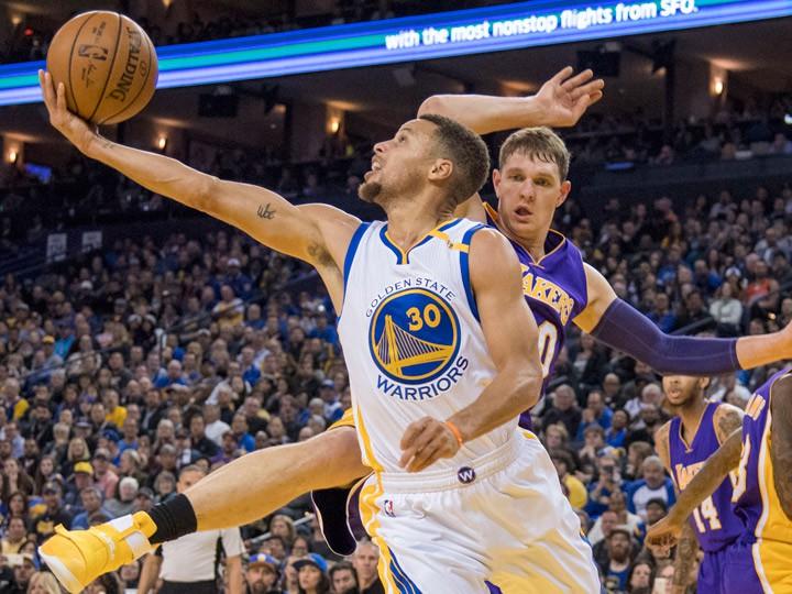 Победная серия «Голден Стэйт», трипл-даблы Уэстбрука – в обзоре недели НБА