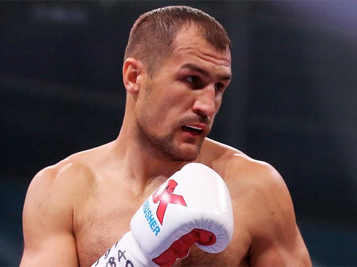 Сергей Ковалёв рассказал о бое с Андре Уордом