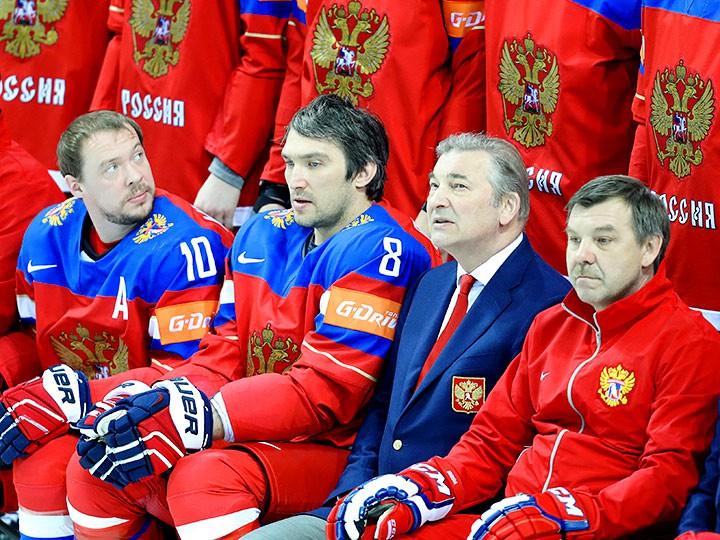 История и факты сборных СССР и России