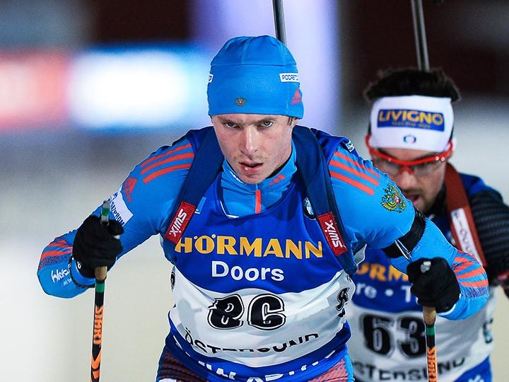 Биатлонист Юрий Шопин — о дебюте на Кубке мира