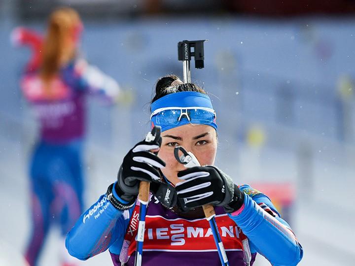 Дорен Абер выиграла спринт