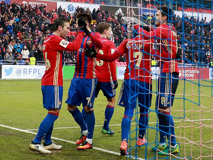 ЦСКА и «Тоттенхэм» повеселились перед очной встречей. Обзор дня