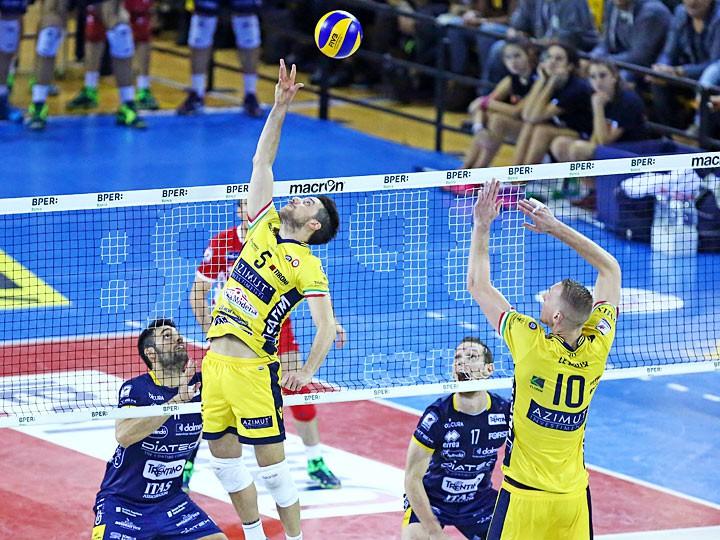 Минский «Строитель» выборол Суперкубок Беларуси по волейболу